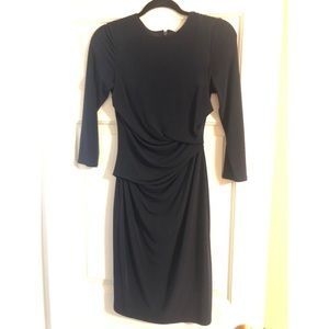 Navy Vince Camuto dress
